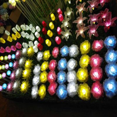 LED各种花海_室外大型暖场活动方案道具