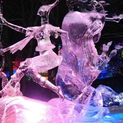 广东冰雕展制作出租 冰雕租赁 国庆节冰雕展 哈尔滨冰雕制作团队